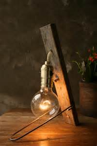 Cool Looking Lamps Cool Vintage Table Lamp Inspired By Nature Itself Digsdigs