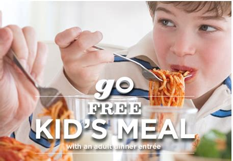 olive garden coupons red plum kids eat for free at olive garden through 6 13 with coupon