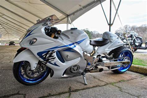 Suzuki Custom Motorcycles Custom Suzuki Hayabusa Cars And Motorcycles