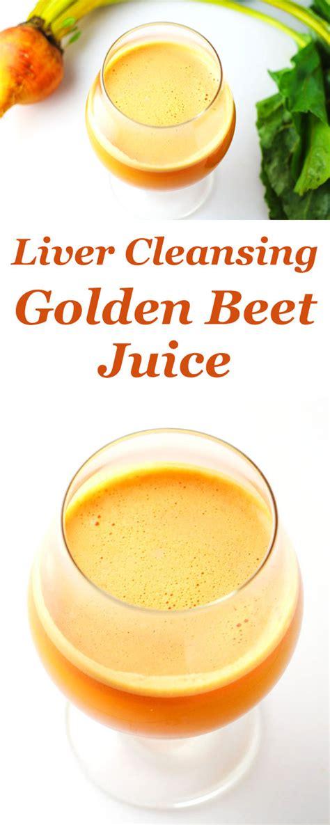 Liver Detox Juice Recipe With Beets by Liver Cleansing Golden Beet Juice Tastefulventure