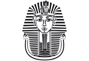 tutankhamun mask template wandtattoo tutanchamun der pharao aus dem alten 196 gypten