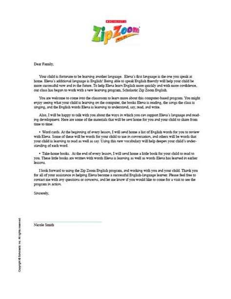 Parent Letter Home From Parent Conference Letters New Calendar Template Site