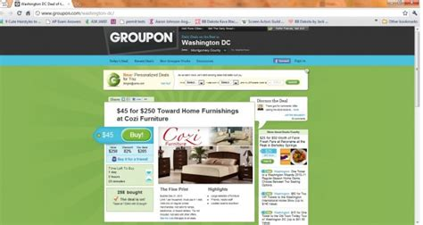 ebay desktop site how to use a groupon voucher 9 steps with pictures