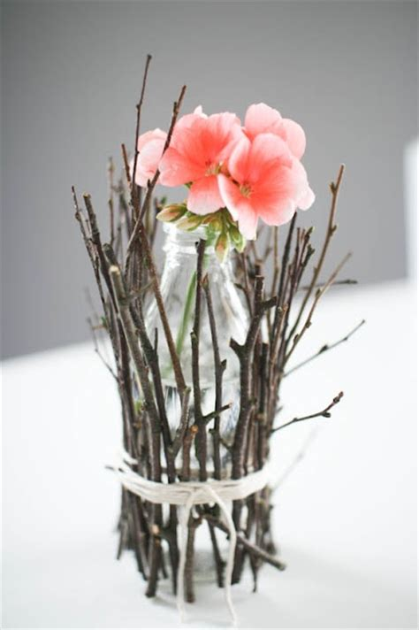 Vase Twigs by Flowers With Twig Vase Twigs