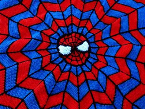pattern for spiderman blanket ravelry beluke s spider man blanket crochet i d like to