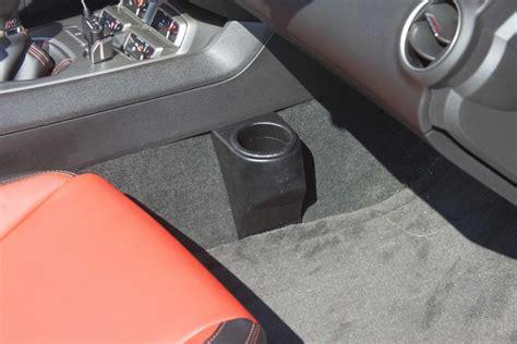 camaro rear seat cup holder cup holders in our camaro s camaro5 chevy camaro forum