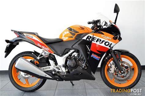 Honda Cbr 250cc 2013 Repsol 2013 honda cbr250r repsol 250cc sports for sale in