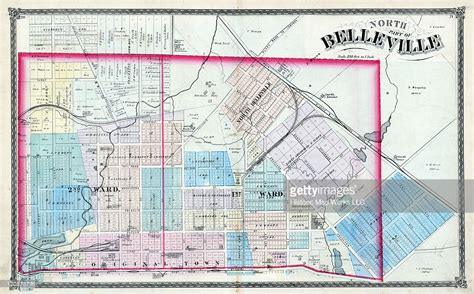 St Clair County Il Records Illinois 1874 Belleville St Clair County Stock Illustration Getty Images