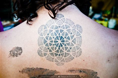 dot tattoo inspiration and ideas for mandala tattoos 171