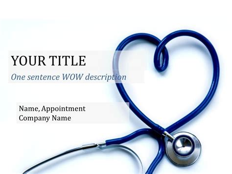 health powerpoint template best photos of powerpoint templates health care free