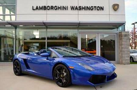 Lamborghini Washington Dc Condo Boutique Washington Dc Real Estate