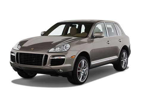 2009 Porsche Cayenne Reviews And Rating Motor Trend