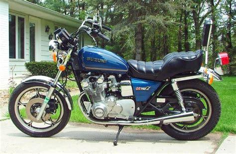 1980 Suzuki Gs750l Suzuki Gs 750 L 1979 Technical Data Power Fuel Consumption