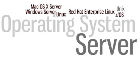 what is a server operating system webopedia definition
