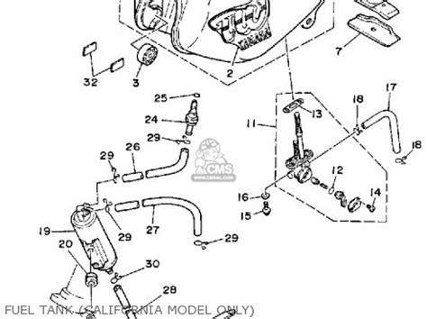 yamaha xt 200 wiring diagram car repair manuals and