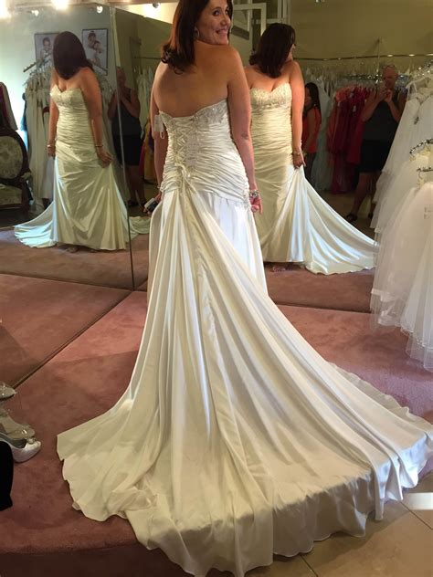 Ral Pict Kebaya Satin Jadi charmeuse wedding gowns best gowns and dresses ideas reviews wedding dress ideas