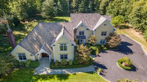 elegance by colonial homes on the market westport estate described as relaxed