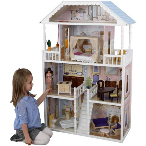 furniture for dolls house 6 hour dollhouse remodel now it s perfect for barbie
