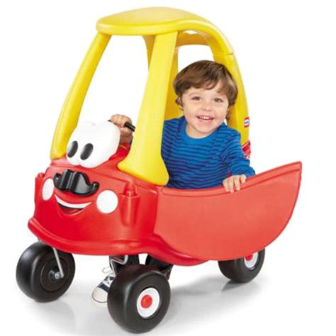 Tykes Playsets New Tikes Mr Cozy Coupe Ride On Kiddies Corner
