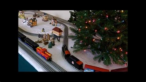 lionel layout youtube lionel holiday layout 2011 youtube