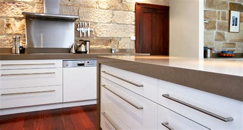 Taupe Quartz Countertop by Fossil Taupe Granite Countertops Seattle
