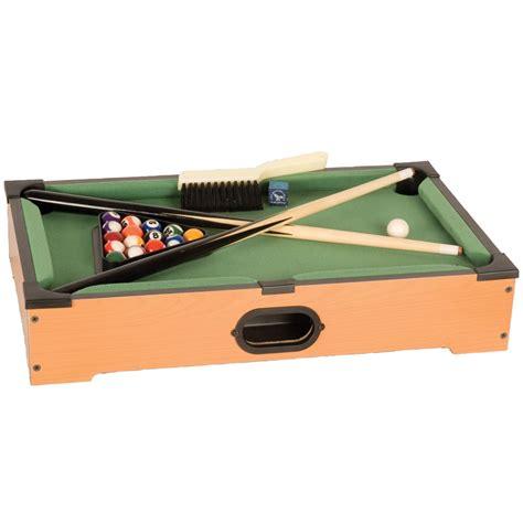 trademark mini tabletop pool table trademark mini table top pool table w accessories
