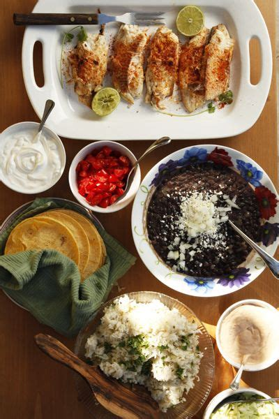 fish taco dinner 108 best essential mexico images on mexican