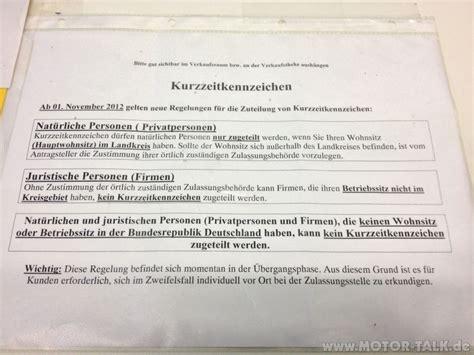 Motorrad Versicherung Erfahrungen by Img 0843 Kurzzeitkennzeichen Erfahrungen Mit