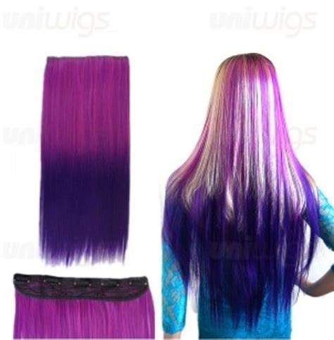 hair extensions purple get the look be purple with hair extensions and lace