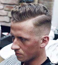 curly hair combover comb over fade haircuts