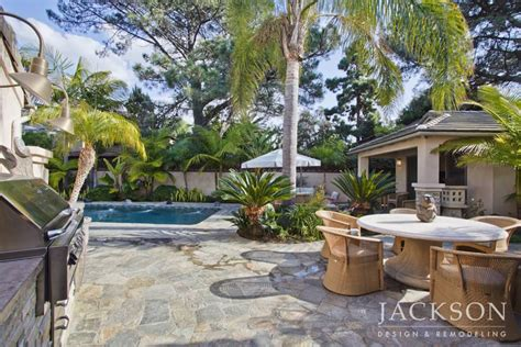 backyard sanctuary backyard design patio designs outdoor living in san