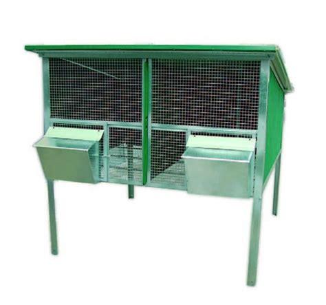 frontali per gabbie gabbia per lepri riproduttori 2 coppie sportelli