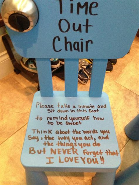 Time Out Chair Sayings time out chair i need one of these speech therapy in the corner time out