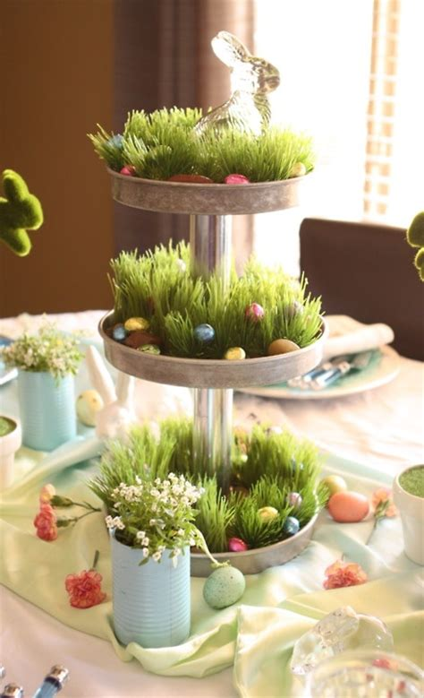 etagere ostern 60 easter table decorations decoholic