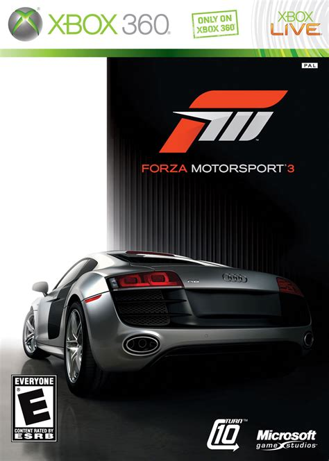 Forza Motorsports 3 Original forza motorsport 3 xbox 360 ign