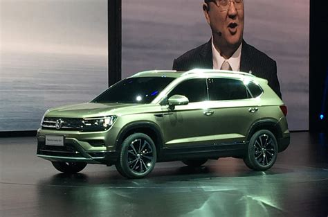 Volkswagen New Suv 2020 by Volkswagen To Launch 12 China Only Suvs By 2020 Autocar