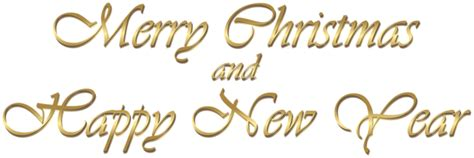 merry christmas happy  year text png clipart gallery yopriceville high quality images