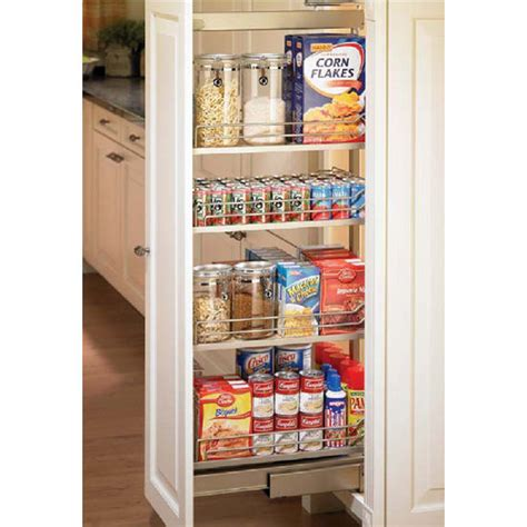 Pull Out Pantry by Pantry Organizers Hafele Dispensa Extension Pantry