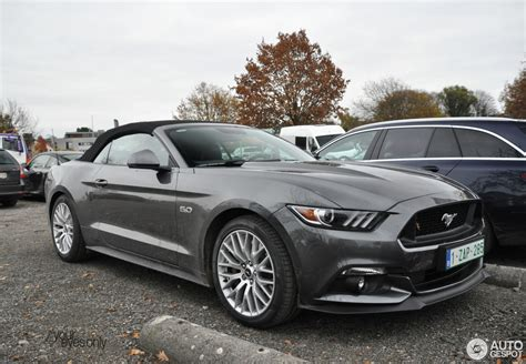 Mustang Hnliche Autos by Ford Mustang Gt Convertible 2015 16 November 2015