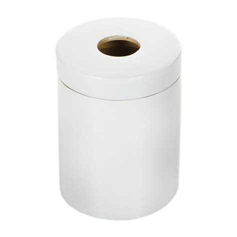 bathroom bin buy ekobo ringo glossy bathroom bin white amara