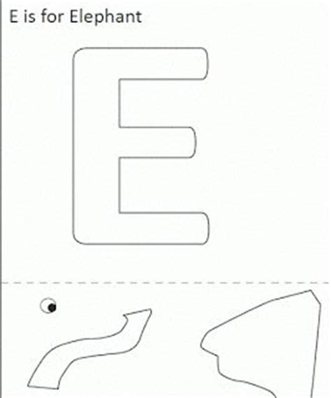 1000 ideas about elephant template on pinterest