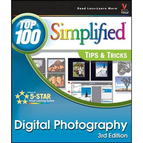 best digital photography books wiley publications book digital photography 9780470147665 b h