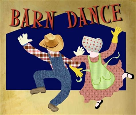 Barn Dancing Barn Dance Sat 14th October 2017 Just Congresbury