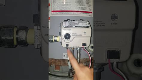 light gas and water whirlpool water heater pilot light lightneasy