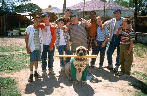 what of is in the sandlot remember the cast of the sandlot see what smalls and your favorites look like now