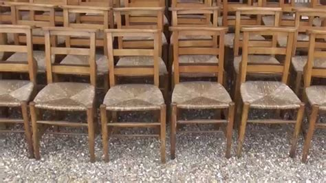 church chair industries original batch of reclaimed antique seated church