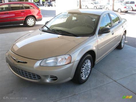 2002 Chrysler Sebring Sedan by 2002 Light Almond Pearl Metallic Chrysler Sebring Lx Sedan