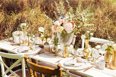 Garden Themed Wedding Ideas A Garden Wedding Bridal Shoot Modern Wedding