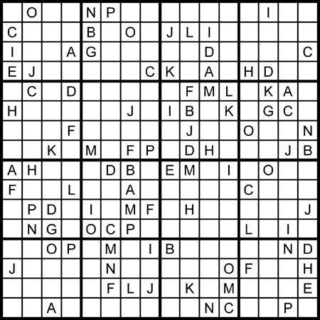 printable letter sudoku puzzles sudoku an excellent food for brain forum fanatics