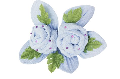 towel origami flower decorative towel folding ideas you ll surely want to try